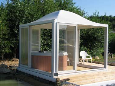 abris chalets de jardin abri spa abri spa x m piscines spas. Black Bedroom Furniture Sets. Home Design Ideas
