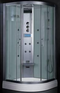 sauna hammam cabine douche hammam combi douche hammam 90 x 90 piscines spas. Black Bedroom Furniture Sets. Home Design Ideas