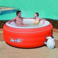 spas solariums spas gonflables spa gonflable sans chauffage orange piscines spas. Black Bedroom Furniture Sets. Home Design Ideas